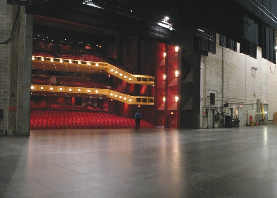 Concert Hall - The Performing Arts Center, Purchase College