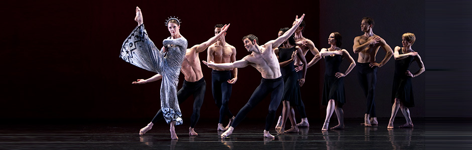 Support The Center / Paul Taylor Dance Company