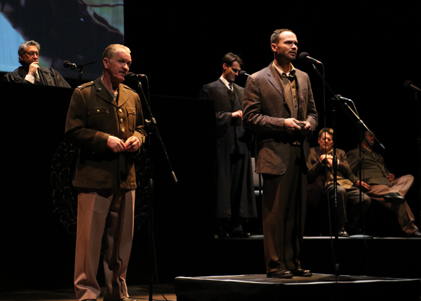 L.A. Theatre Works Judgment at Nuremberg