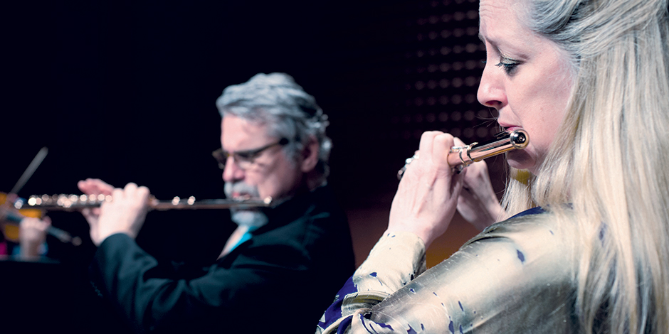 CMS of Lincoln Center Flute Affair