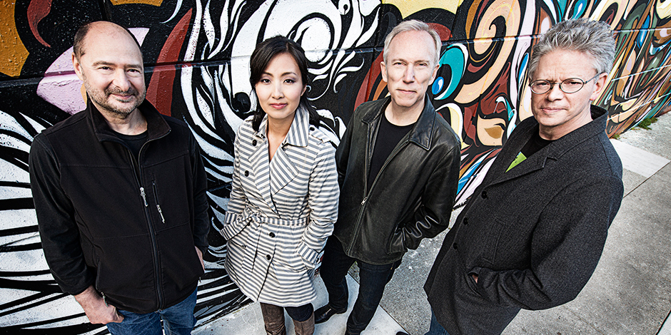The Kronos Quartet