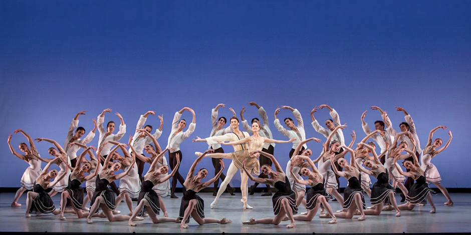 The Suzanne Farrell Ballet Farewell Tour