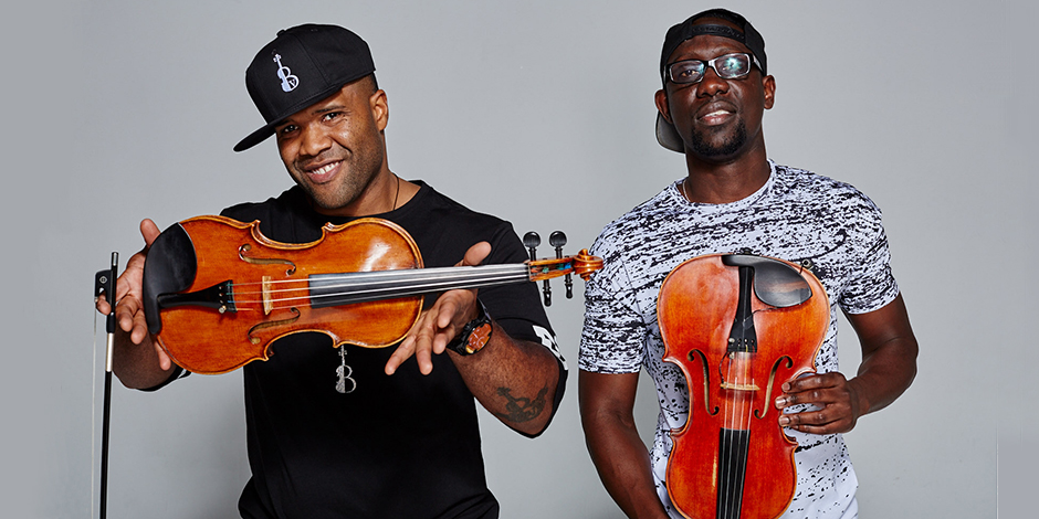Black Violin – Arts In Education