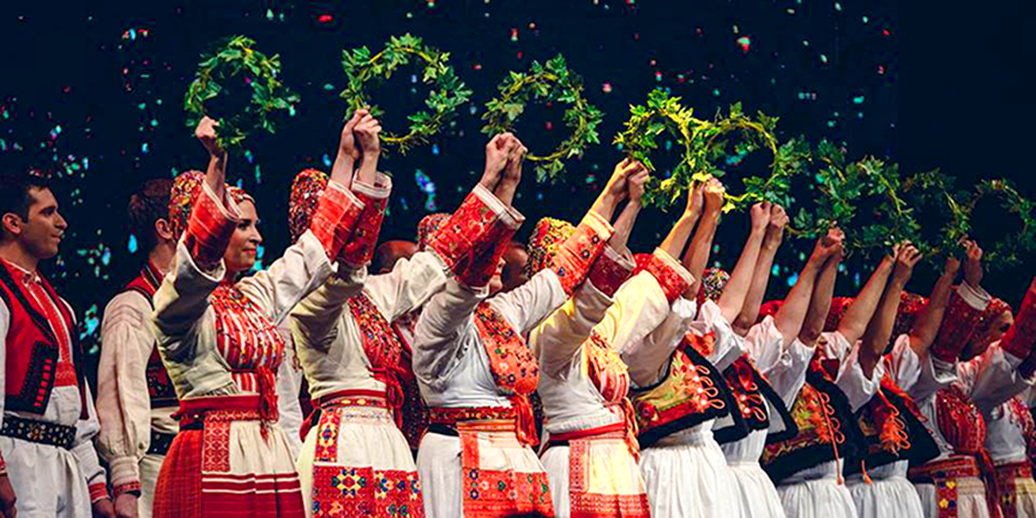 LADO: National Folk Dance Ensemble of Croatia