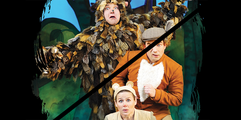 The Gruffalo / Tall Stories Theatre Company