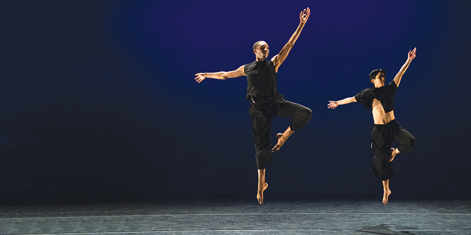 Purchase Dance Company Fall Concert