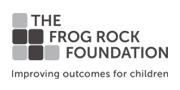 Frog Rock logo