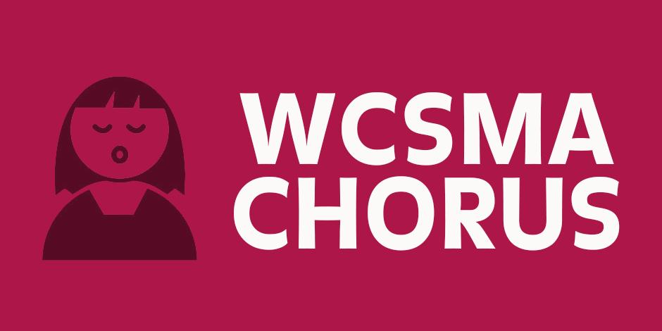 WCSMA Chorus Concert