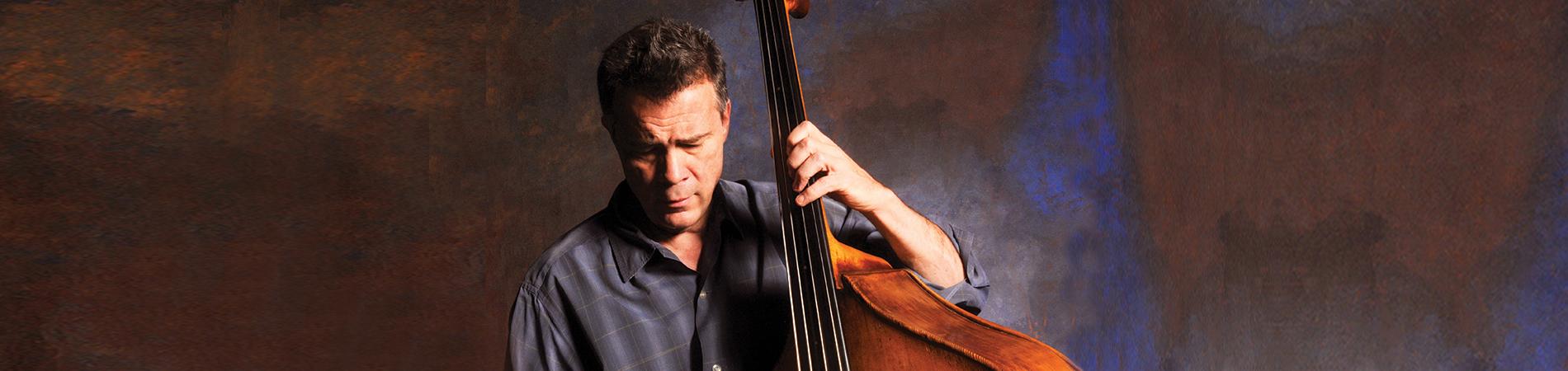 Edgar Meyer, double bass, Westchester Philharmonic