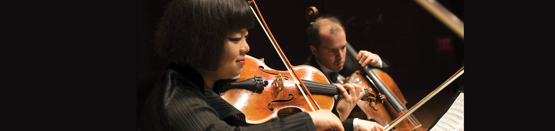 Yura Lee - Chamber Music Society of Lincoln Center