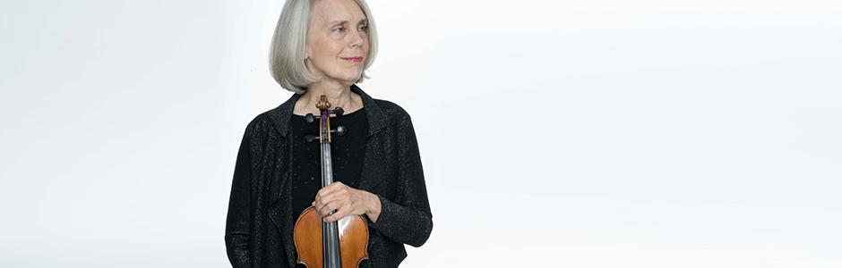 Joanna Jenner, violin (c)Matt Dine
