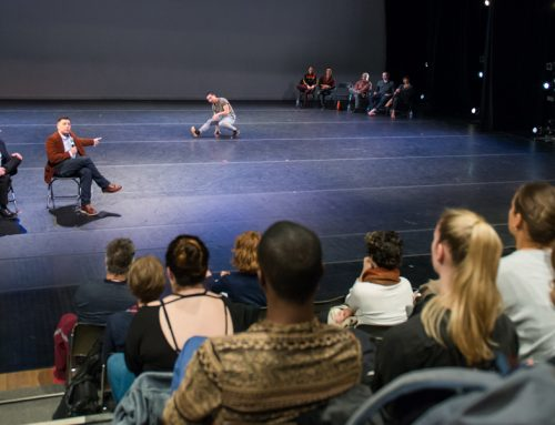 A Week with RUBBERBANDance Group