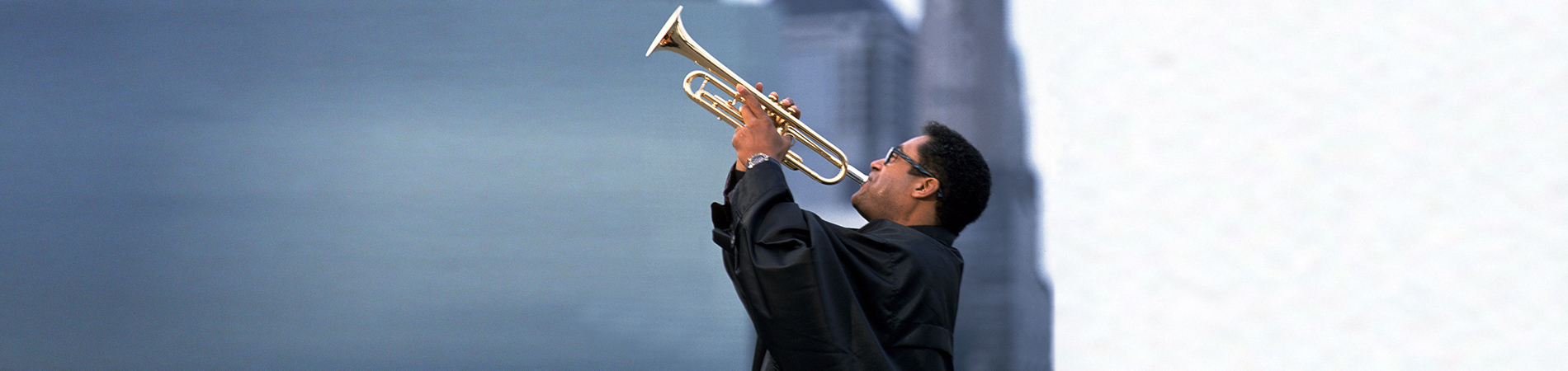 Trumpet player Jon Faddis