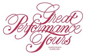 Great Performance Tours logo