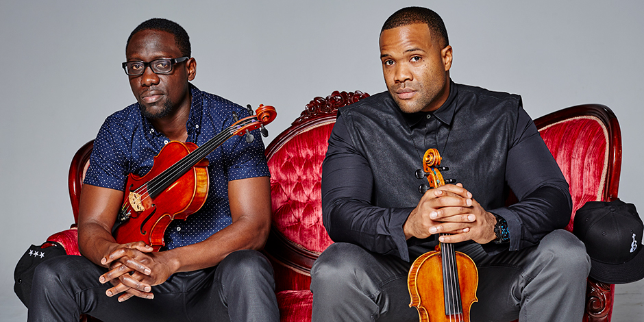 Black Violin & Purchase Symphony Orchestra