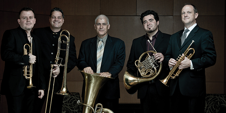Boston Brass: Christmas Bells are Swingin'