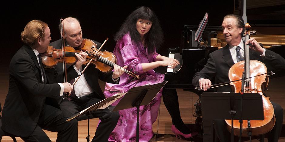 CMS of Lincoln Center: Esteemed Ensemble