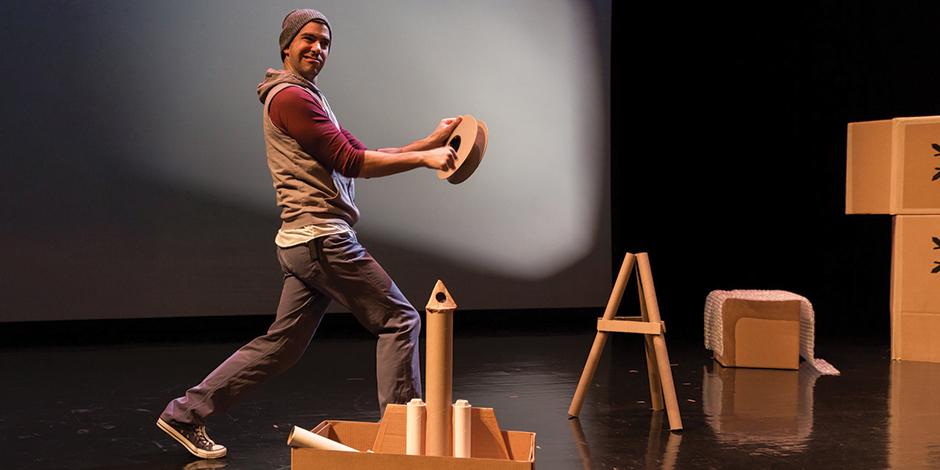 Trusty Sidekick Theater Company: Shadow Play