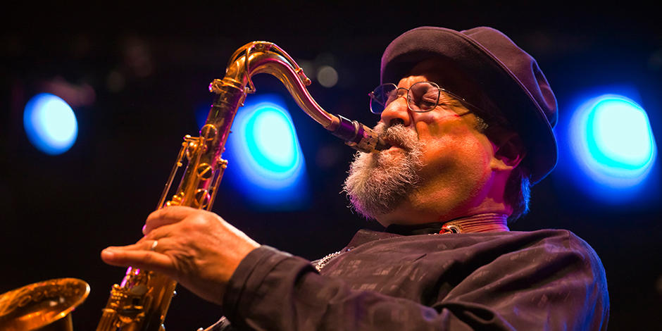 Jazz at The Center: Joe Lovano Plays Bernstein