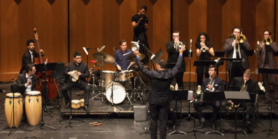 Purchase Symphony Orchestra & Purchase Latin Jazz Orchestra Celebrate Hispanic Heritage Month