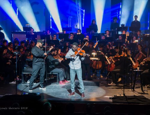 An Unforgettable Evening with Black Violin