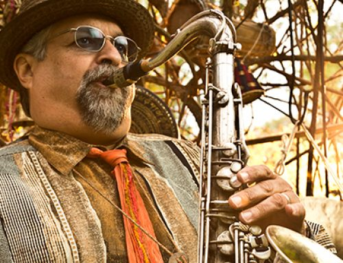 Five Questions for Joe Lovano