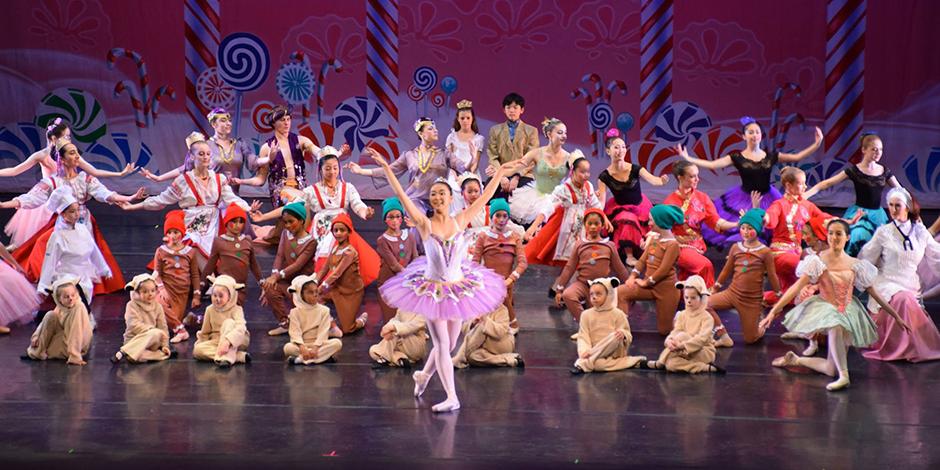 Scarsdale Ballet presents The Nutcracker
