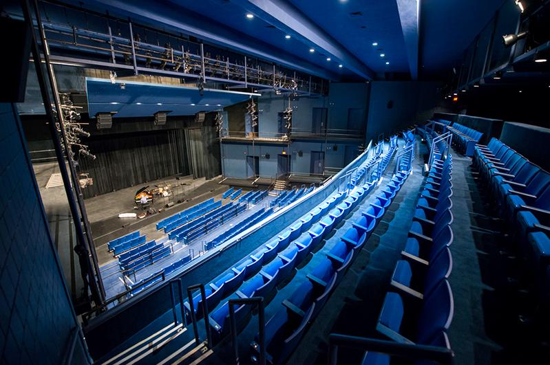 The Performing Arts Center PepsiCo Theatre