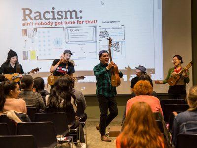 GlobalFest Racism Workshop