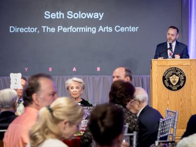 Seth Soloway, Director of PAC