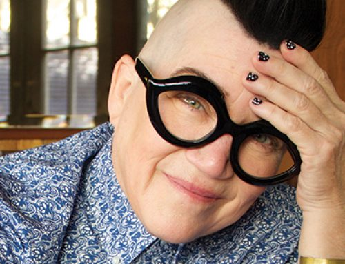 Five Questions For Lea DeLaria
