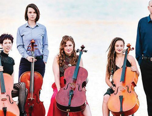 Five Questions for Portland Cello Project
