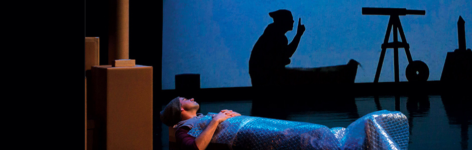 Shadow Play - Trusty Sidekick Theater Company