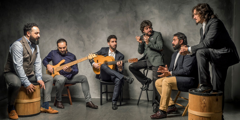 Flamenco Legends: The Paco de Lucia Project