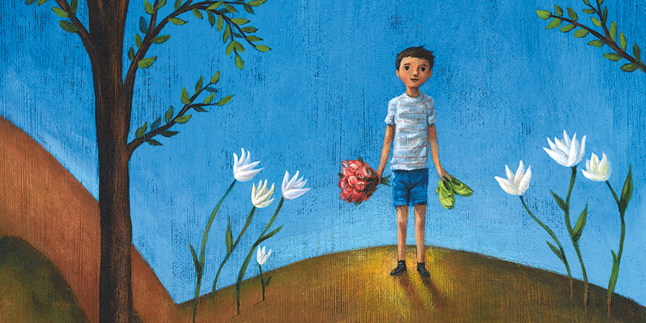 Treehouse Shakers: The Boy Who Grew Flowers