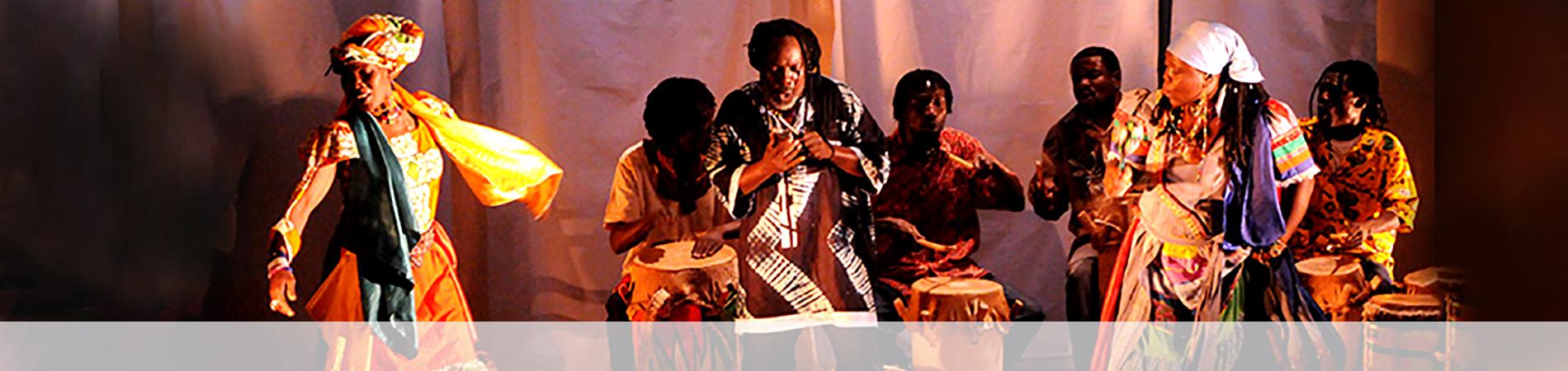 Haitian roots music from Chouk Bwa