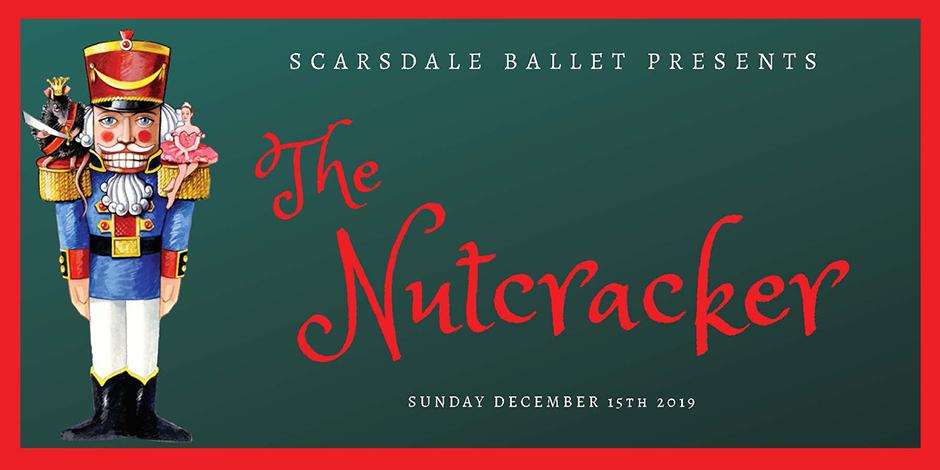 Scarsdale Ballet Nutcracker 2019