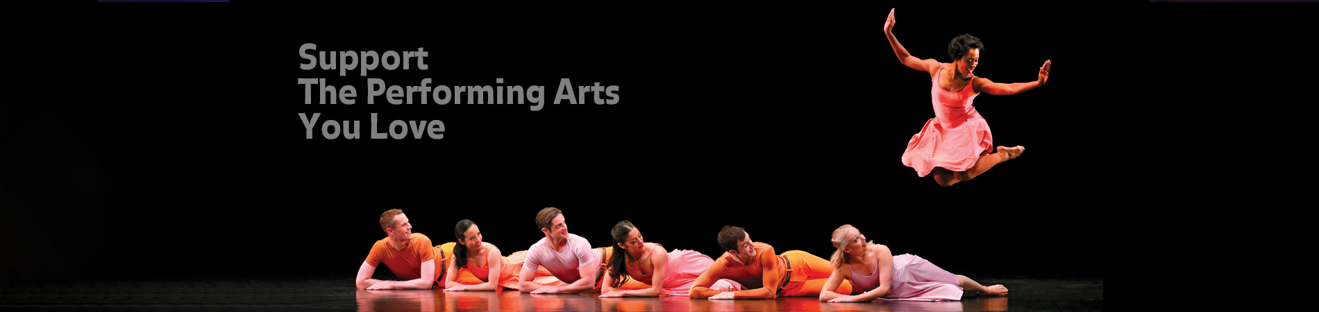 Support The Performing Arts You Love
