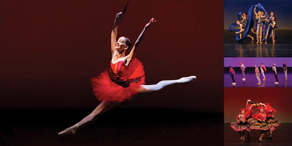 Dance Works 2020 Fundraiser Showcase