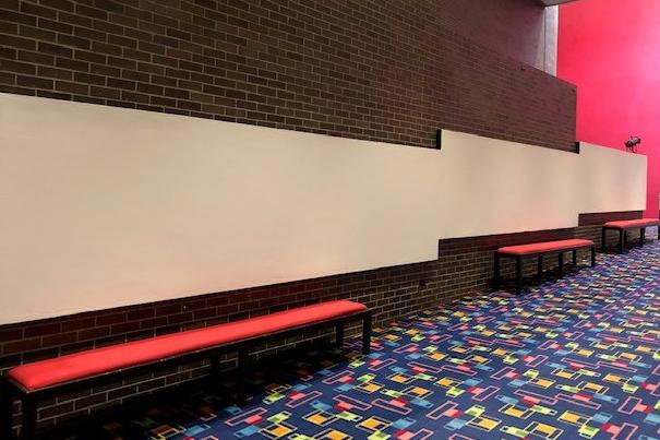 PAC lobby panels