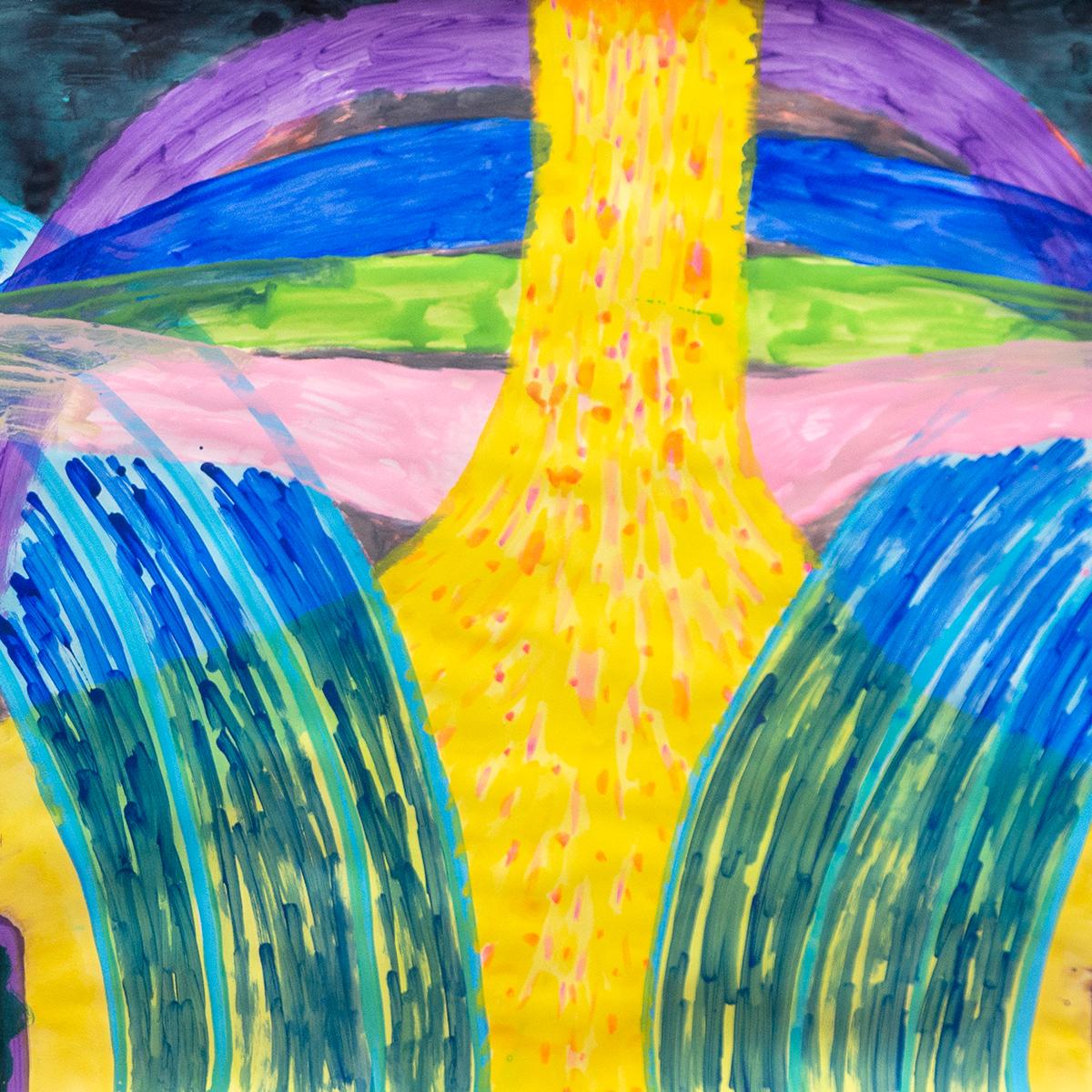 "David Mcdonough ""Untitled"" (detail)"